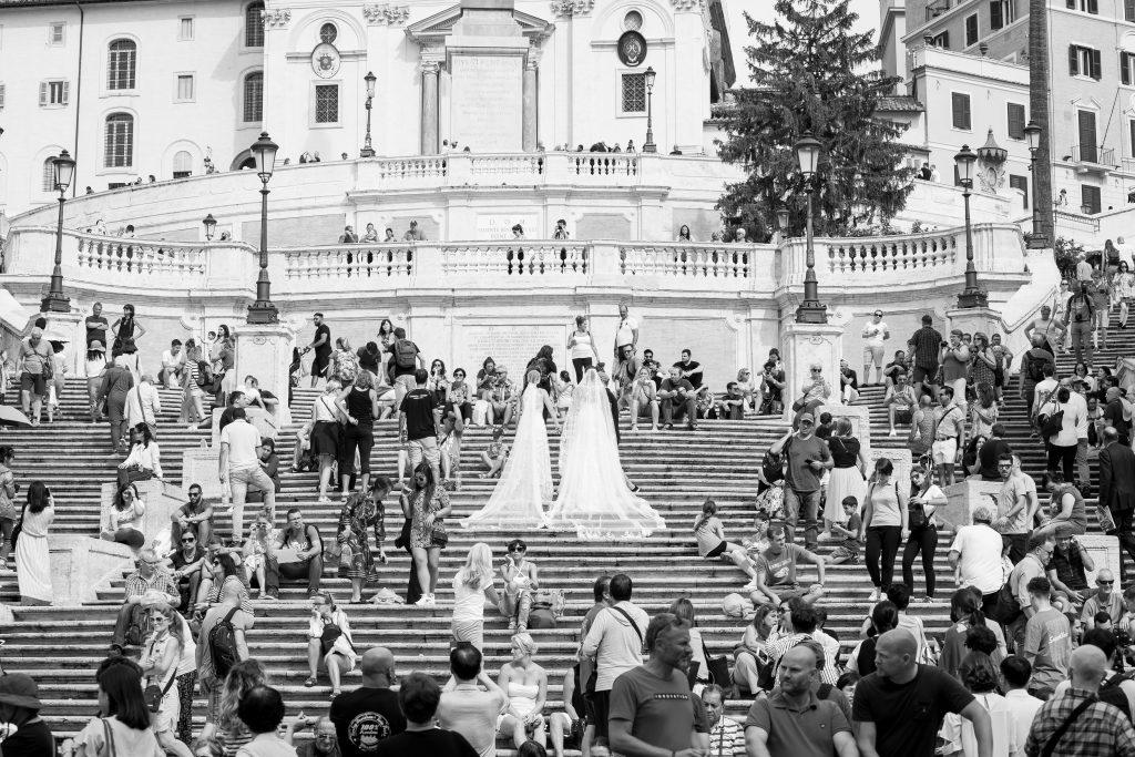 Postboda Fotografo de boda Roma