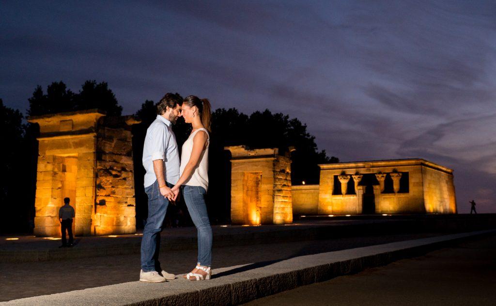 Reportaje fotográfico boda Castillo de Viñuelas