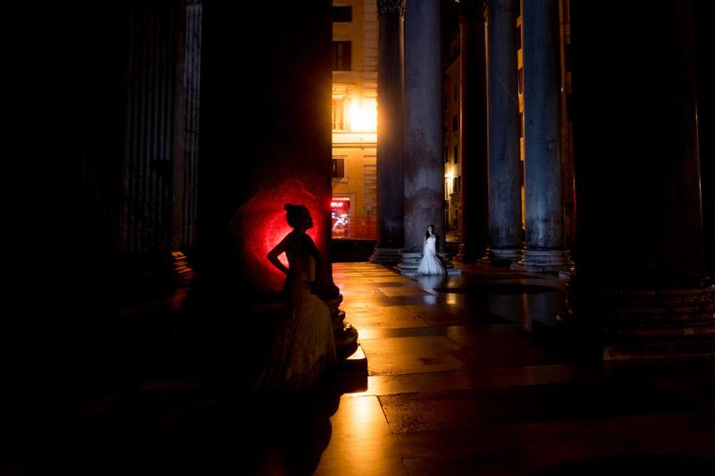 Fotografo boda Avila y Madrid postboda roma panteon Wayak Studio-448