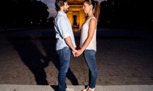 Fotografo boda Avila y Madrid preboda templo debod Wayak Studio-525