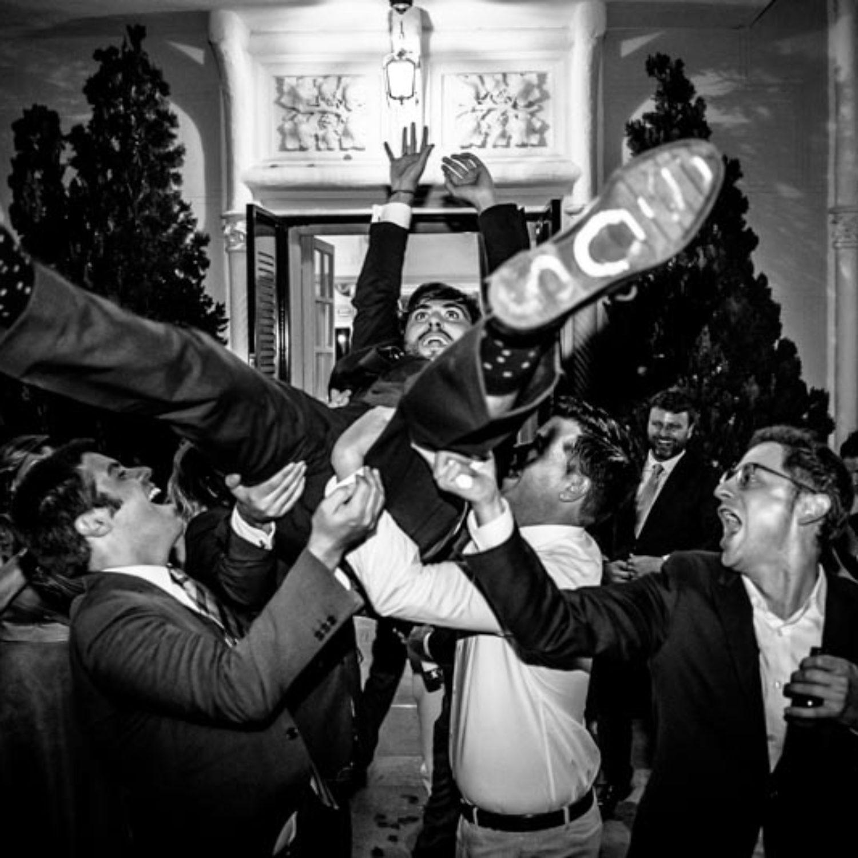 Reportaje boda - Castillo de Viñuelas