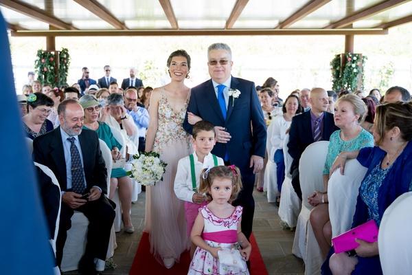 Los 5 enebros - Fotografo de boda