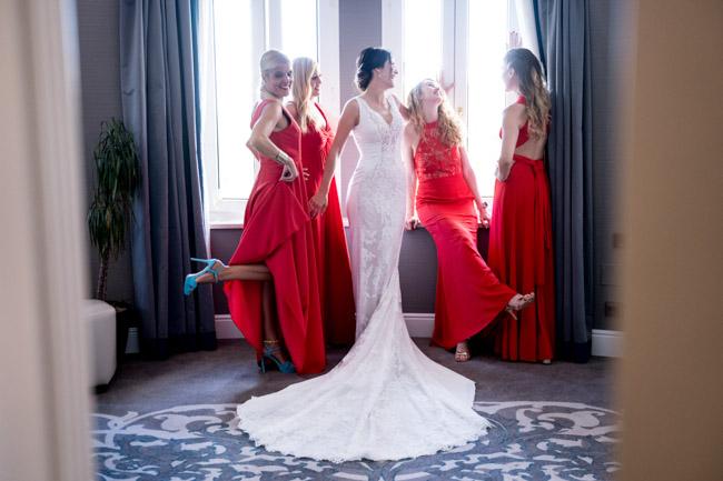 Precio Fotografo de bodas preparativos - Wayak Studio