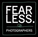 logo fearless wedding